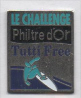 Sucre Tutti Free , Philtre D'Or , Le Challenge , Surf , Planche - Alimentation