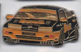 Auto BMW ?? , Sport Proto , Rallye , Carburant Essence Mobil , Pneu Dunlop - BMW