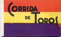 Carnet Complet De 10 Cartes - Corrida De Toros - Corridas