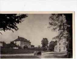15 QUEZAC Eglise Et Maison De Retraite - Autres Communes