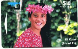 COOK ISLANDS G.P.T. - 3 - TIPANI Cn.02CIC - Cookeilanden