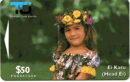 COOK ISLANDS G.P.T. - 5 - MATIRITA Cn.02CIE - Cook Islands