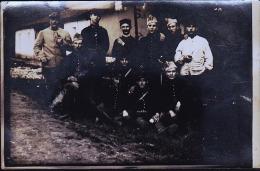 LENS 1918   CP PHOTO - Regimientos