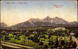 Cp Tátralomnicz Slowakei, Magas Tátra, Hohe Tatra - Slovacchia