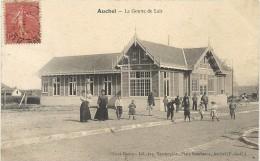 AUCHEL . LA GOUTTE DE LAIT - Francia