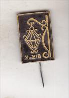USSR Ukraina Old Pin Badge  - Cities - Lviv ( Lvov) - Cities