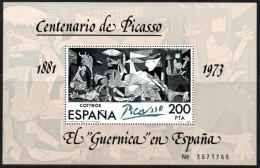 "Espagne. Feuillet N° 29. Centenaire De Picasso. El ""Guernica"" En Espana. - Blocs & Hojas"