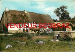 SAINT LYPHARD   FERME A BRECA      ATTELAGE - Saint-Lyphard