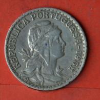 PORTUGAL  1  ESCUDOS  1952   KM# 578  -    (Nº05548) - Portugal