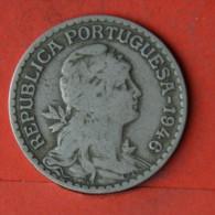 PORTUGAL  1  ESCUDOS  1946   KM# 578  -    (Nº05550) - Portogallo