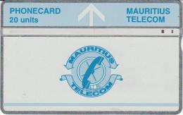 MAURITIUS - 22a - TELECOM'S LOGO CN 502B - Mauritius