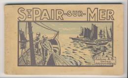 50 - St-Pair-sur-Mer            Carnet Complet (12) - Saint Pair Sur Mer