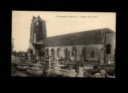 29 - CARHAIX - Plouguer - église - Cimetière - Carhaix-Plouguer