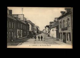 29 - CARHAIX - Rue Fontaine-Blanche - Carotte Tabac - Carhaix-Plouguer