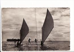 Expédition Marcel Talabot, Iles Et Atolis Du Pacifique, Bateau - Polynésie Française