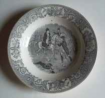 Napoleon - Assiette - Bord - Dish - AS 2152 - Nimy (BEL)