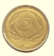 @Y@   Turkije   5 Kurus  1955      (2691) - Turquie