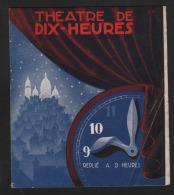 "7185 - "" La Paix De Damoclès""  Jacques Morel  Robert Dinel  Raymond Asso Michel Méry Michele Dorlan Tremolo   J.Lec - Programs"