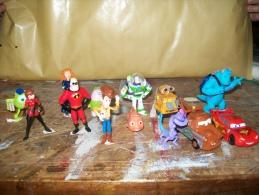 Personaggi ESSELUNGA DISNEY PIXAR EURO 2 CADAUNO (1 PEZZO!!!!) - Disney