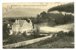 SEYSSINET- Chateau De La Combe Et Ligne Du Tramway - France