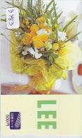 Télécarte Japon * FLEUR * ORCHID (3483)  Orchidée Orquídea Orquidée Orchid * Flower Phonecard JAPAN * - Blumen