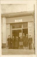 Var : Draguignan, Recette Des Finances, Rare Photo Du 7 Janvier 1920, Voir Scan Du Verso - Draguignan