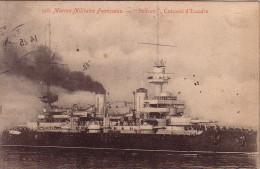 CUIRASSE D´ ESCADRE -SUFFREN . - Warships