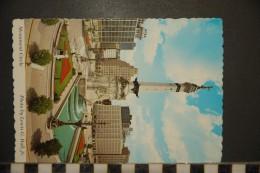 CP, Etats Unis, Monument Circle Indianapolis Indiana - Indianapolis