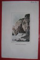 Gravure En Couleur : Fontaine Saint-Andéol (Ardèche) – RAUCH / SKELTON - Gravures