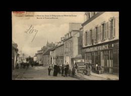 29 - CARHAIX - Poste Et Hôtel - Carhaix-Plouguer