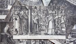 LOT DE 64 CPA-ANGERS-TENTURE DE L'APOCALYPSE ET TAPISSERIE DU MUSEE DE L'ANCIEN EVECHE - Angers