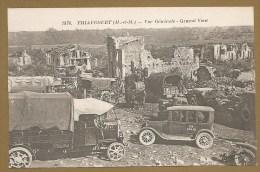 2376.  THIAUCOURT (M. Et M.) - Vue Générale - General View -- MILITARIA - Armée Américaine - Francia