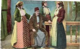 SOUVENIR DE SALONIQUE GROUPE DE DAMES ISRAELITES - Grèce