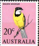 Australia 1966 20c Golden Whistler MNH - 1966-79 Elizabeth II