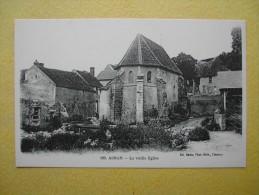ASNAN. La Vieille Eglise. - France