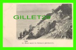 GAGRY, GÉORGIE - TRAVAILLEURS SUR UNE ROUTE ENVIRON DE 1900 - DOS NON DIVISÉ - PHOTOTYPIE M. PIKOWSKY - - Géorgie