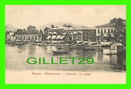 BATOUMI, GÉORGIE - LA PLAGE - DOS 3/4 - - Géorgie