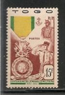 TOGO N° 255 NEUF ** - Unused Stamps