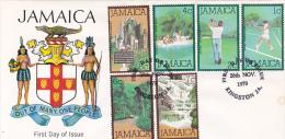 Jamaica 1979 Tourism FDC - Jamaica (1962-...)