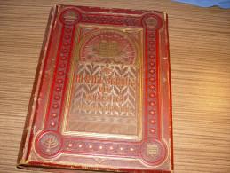 22. SEPT. 1887 BIBLE BIBEL Env.154 ILLUSTRATIONS GUSTAV DORE JUDAICA CHRONIK FAMILLE JAKUBOWSKI POSEN BRESLAU 800 Pages - Judaïsme