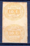 ITALIE - 1863 - TIMBRES TAXE N° 1  En Paire - Other