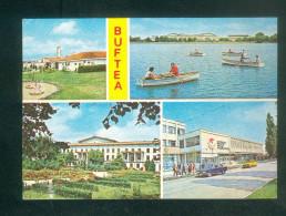 Roumanie - BUFTEA - Multivues ( Restaurant Lac Studio Cinema Complexe De Service OSETOM) - Roumanie