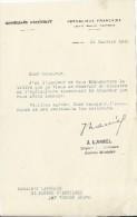 Tracteurs/Agriculture/Cou Rrier  D´intervention/Obtention Tracteur/Assemblée Nationale/ Laniel Député/1949   AC68 - Tracteurs