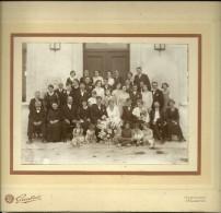PHOTO  DEPt MEUSE. MARIAGE . PHOTOG GIRARDOT 1 RUE DES AUGUSTINS. VERDUN - Places