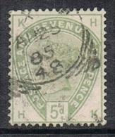 GRANDE BRETAGNE N°82 - Used Stamps