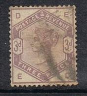 GRANDE BRETAGNE N°80 - Used Stamps