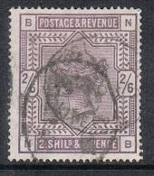GRANDE BRETAGNE N°86 - Used Stamps