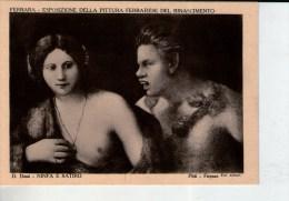 Ferrara-esposizione Della Pittura Ferrarese-cel. Del IV Centenario Ariostesco 1933 - Esposizioni
