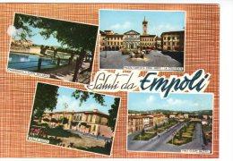 Empoli - Viaggiata  1963 - Empoli