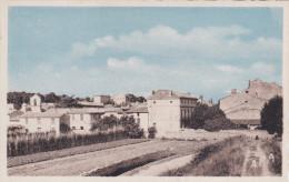 "Gard 30 Aramon  ""  Vue Generale Prise De La Route De Montfrin "" - Aramon"